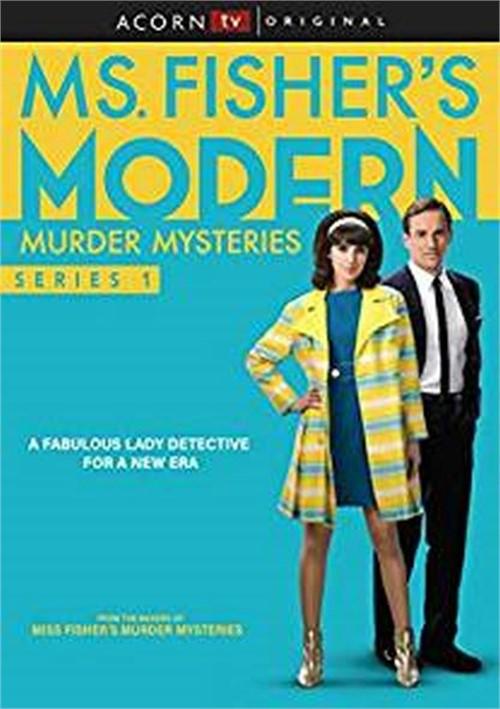 Ms. Fishers Modern Murder Mysteries: Series 1