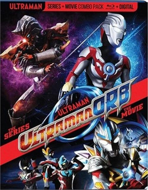 Ultraman Orb Series & Movie (Blu-ray+Digital)