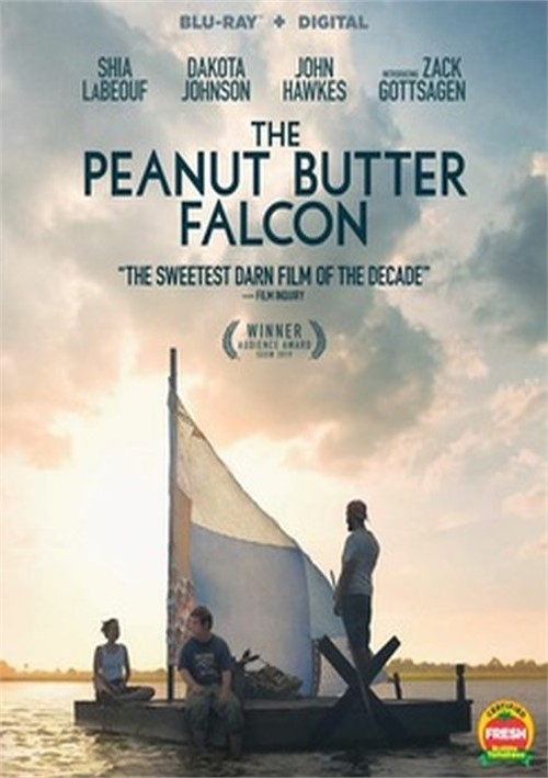 Peanut Butter Falcon, The (Blu-ray+Digital)