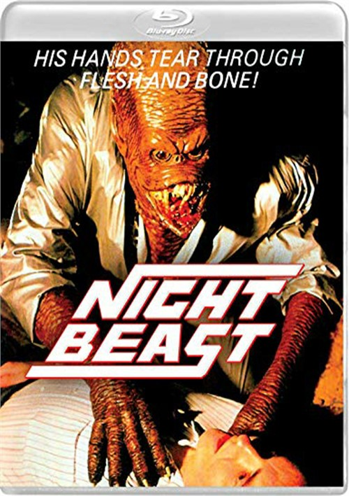 Nightbeast (Blu-ray+DVD)
