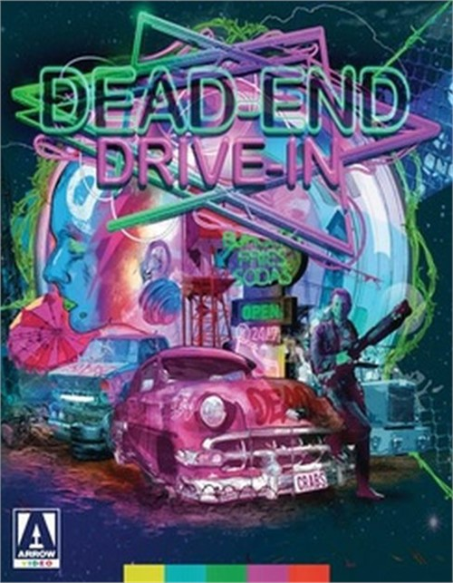 Dead-End Drive-In (Blu-ray)