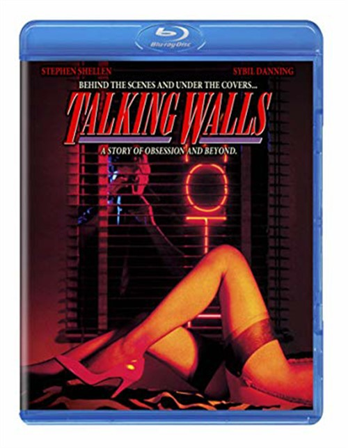 Talking Walls (Blu-ray)