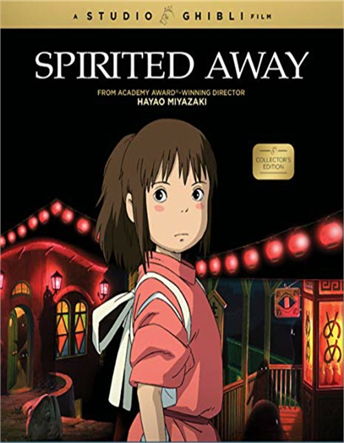 Spirited Away Collectors Edition (Blu-ray)