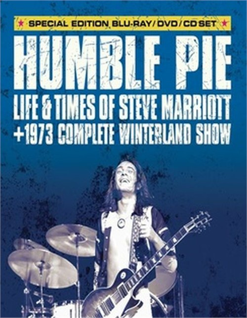 Humble Pie: The Life & Time of Steve Marriott (Blu-ray)