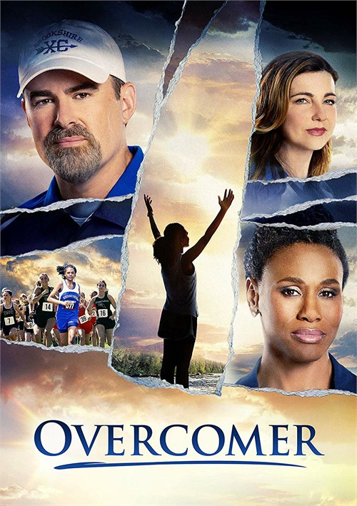 Overcomer (DVD + Digital)