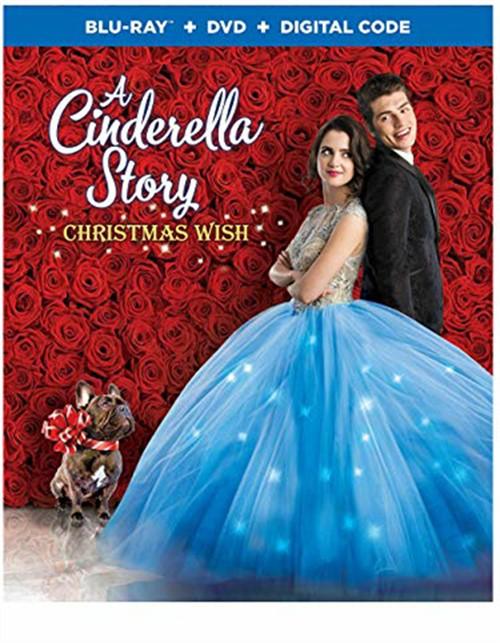 A Cinderella Story: Christmas Wish (Blu-ray+DVD+Digital)