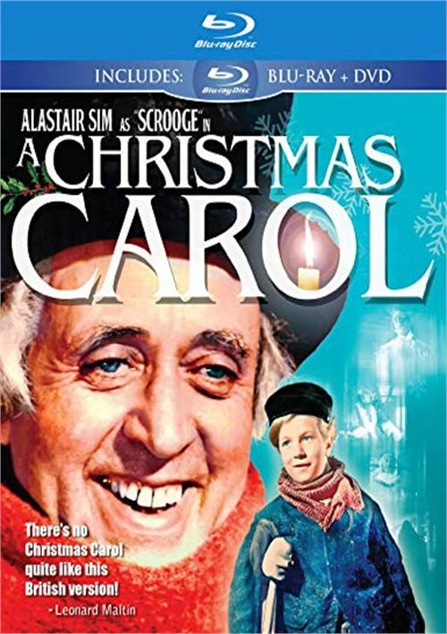 A Christmas Carol (Blu-ray+DVD)