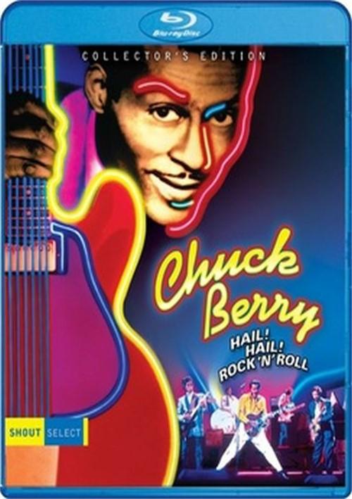 Chuck Berry: Hail! Hail! Rock n Roll! (Blu-ray)