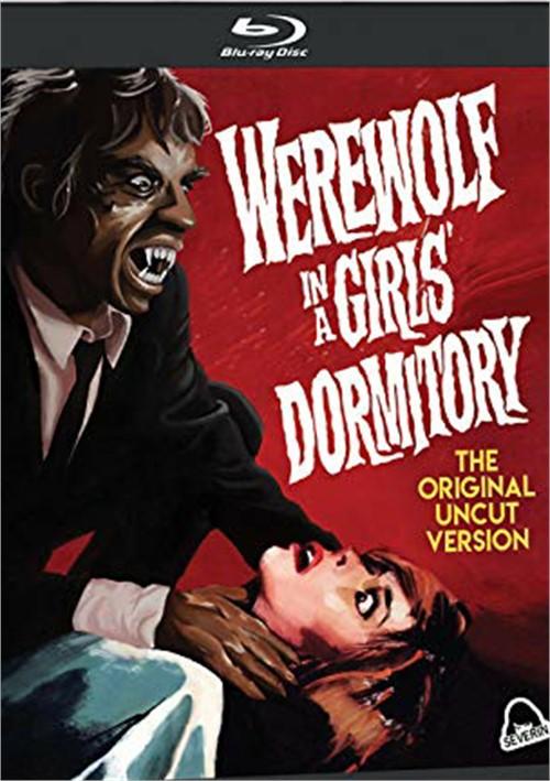 Werewolf In a Girls Dormitory (Blu-ray)