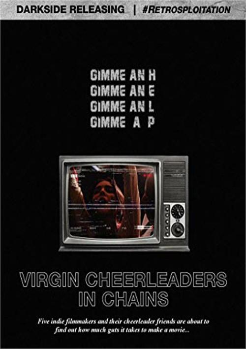 Virgin Cheerleaders in Chains (Blu-ray)