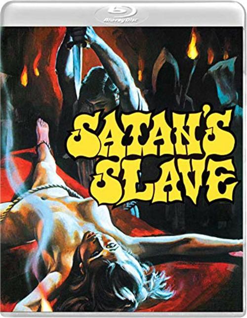 Satans Slave (Blu-ray+DVD)