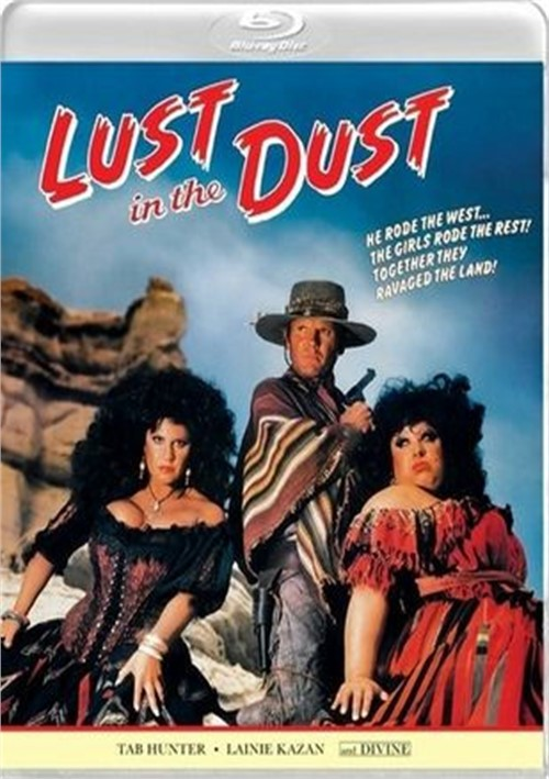 Lust In The Dust (Blu-ray+DVD)
