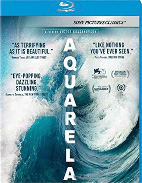 Aquarela (Blu-ray)