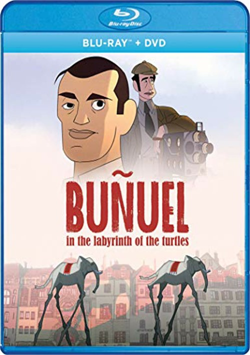 Bunuel in the Labyrinth of the Turtles (Blu-ray+DVD)