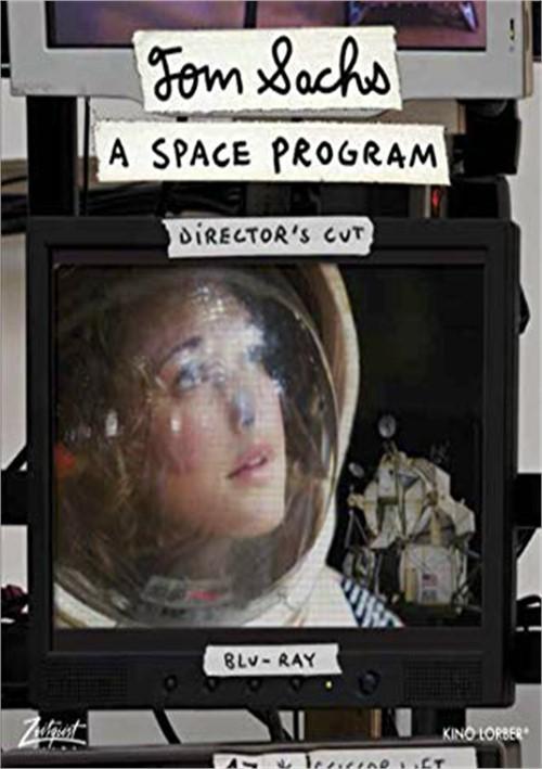 A Space Program (Blu-ray)