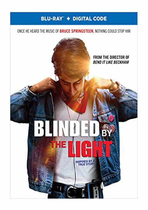 Blinded By The Light (Blu-ray+Digital)