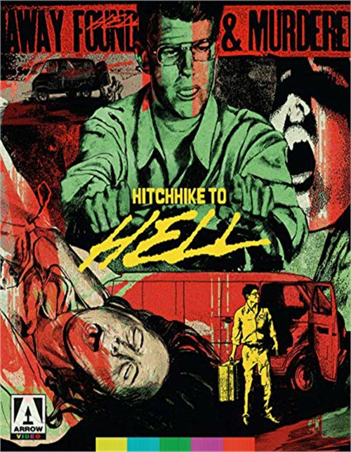 Hitch Hike To Hell (Blu-ray)