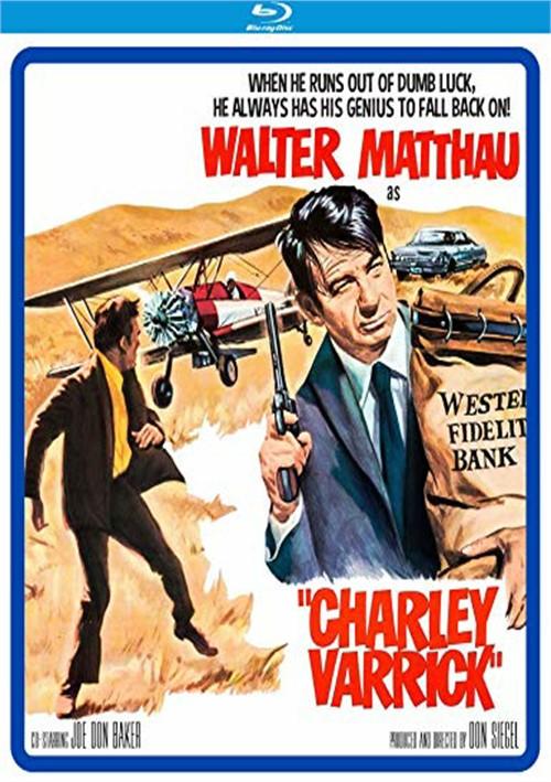 Charley Varrick (Blu-ray)