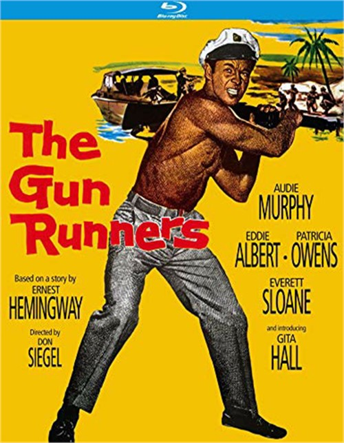 Gun Runners, The (Blu-ray)