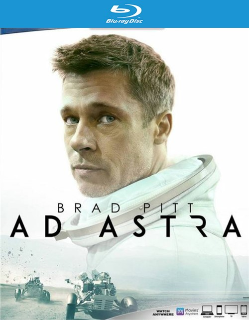 Ad Astra (4K Ultra HD + Blu-ray + Digital)
