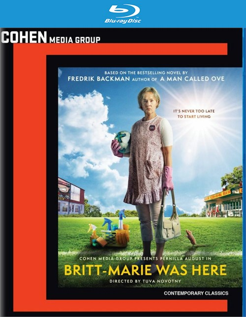 Britt - Marie Was Here (Blu-Ray)