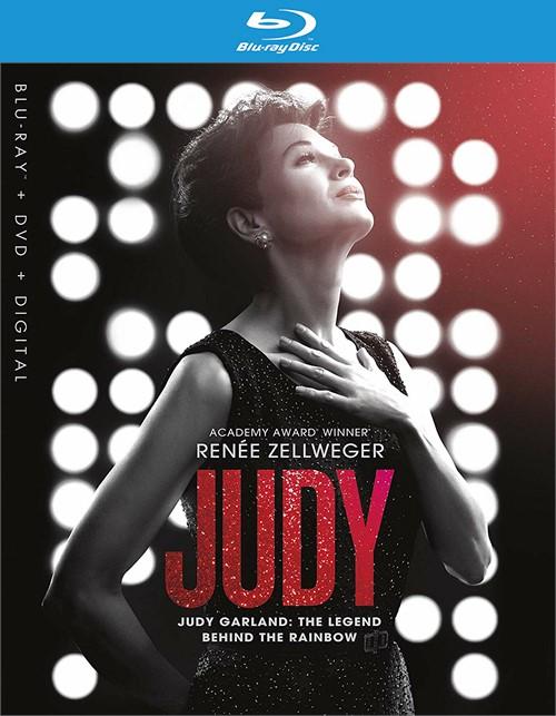 Judy (Blu-Ray + DVD + Digital)