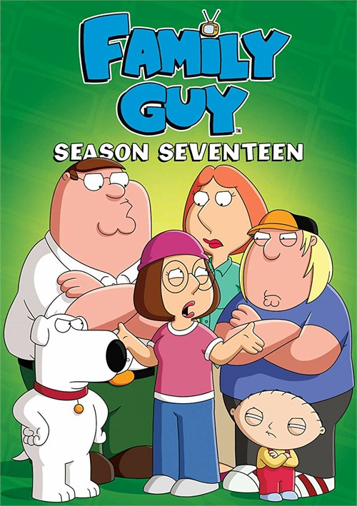 Family Guy: Season 17