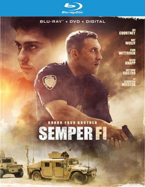 Semper Fi (Blu-ray + DVD + Digital)