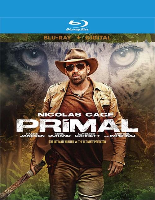 Primal (Blu-Ray + Digital)