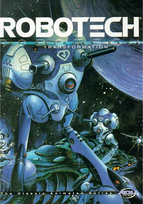 Robotech 2: The Macross Saga - Transformation