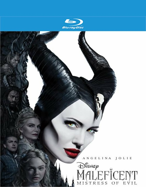 Maleficent: Mistress of Evil (Blu-Ray+DVD+Digital)