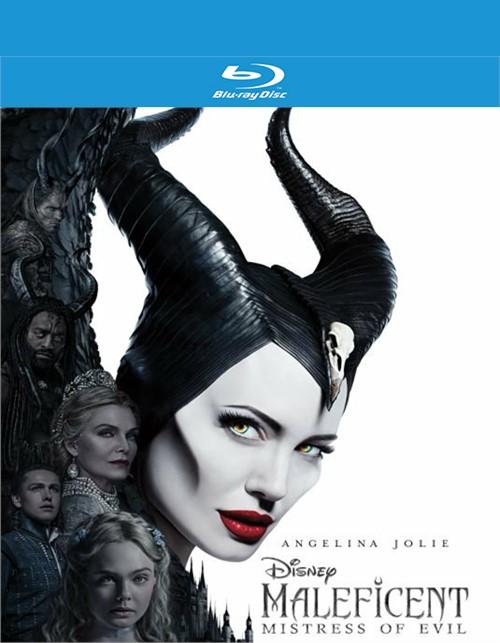 Maleficent: Mistress of Evil (4K Ultra HD+Blu-Ray+Digital)
