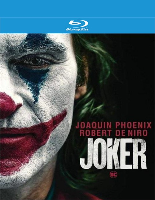 Joker (4k Ultra HD + Blu-Ray)