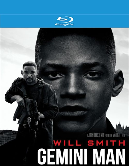 Gemini Man (Blu-Ray+DVD+Digital)