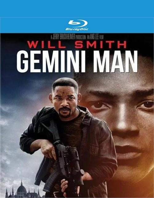 Gemini Man (4K Ultra HD + Blu-Ray + Digital)