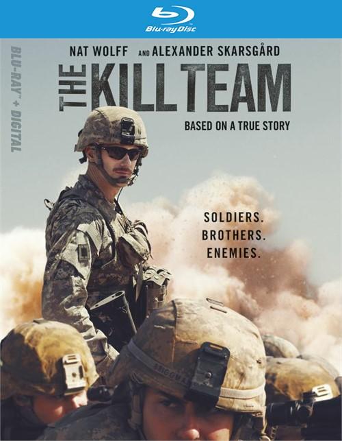 Kill Team, The (Blu-Ray + Digital)