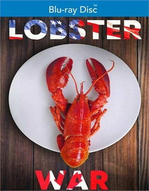 Lobster War: The Fight Over The Worlds Richest Fishing Grounds (Blu-ray)