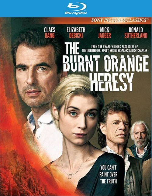 Burnt Orange Heresey, The