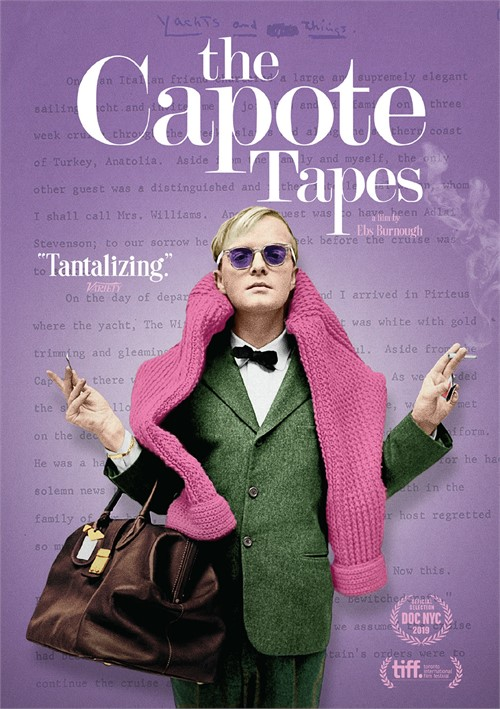 Capote Tapes, The