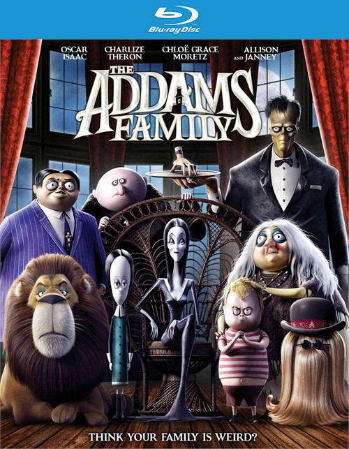 Addams Family, The (Blu-Ray + DVD + Digital)