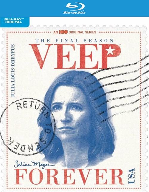 Veep: Complete Seventh Season (Blu-Ray + Digital)