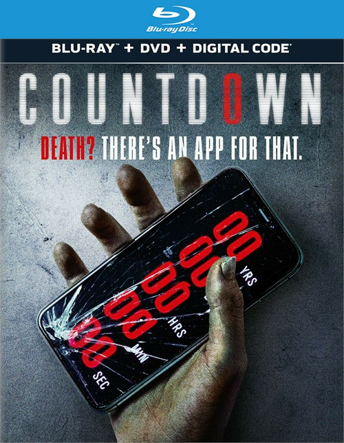 Countdown (Blu-Ray + DVD + Digital)