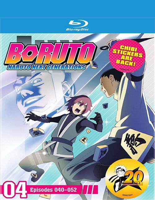 Boruto : Naruto Next Generations Set 4
