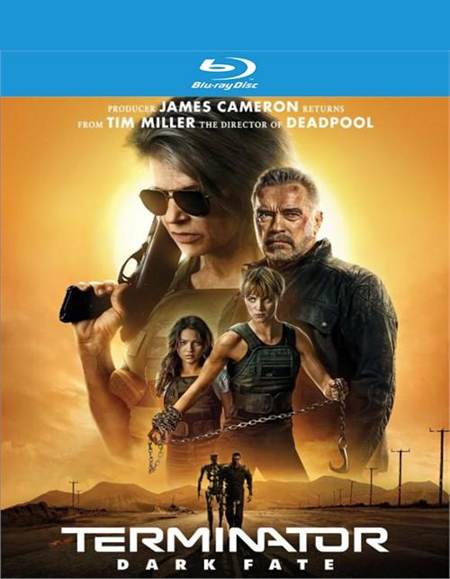 Terminator: Dark Fate (Blu-Ray + DVD + Digital)