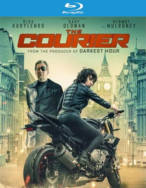 Courier, The (Blu-Ray + Digital)