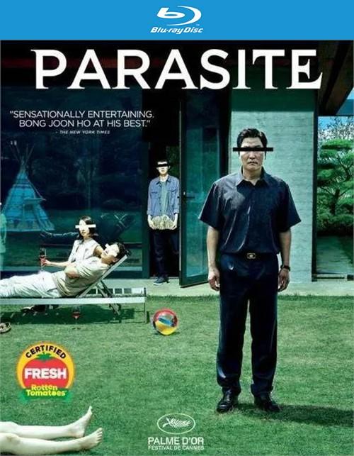 Parasite (Blu-Ray + Digital)