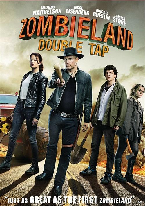 Zombieland: Double Tap (DVD + Digital)