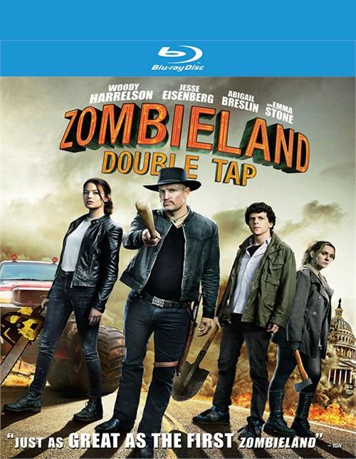 Zombieland: Double Tap ( 4K Ultra HD + Blu-Ray + Digital)