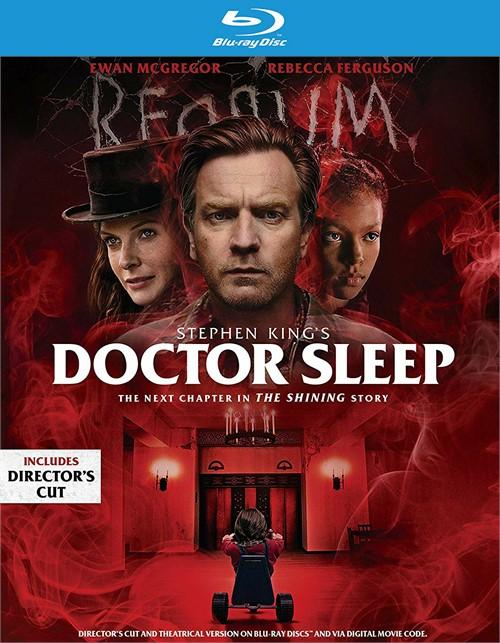 Doctor Sl--p (Blu-Ray + Digital)