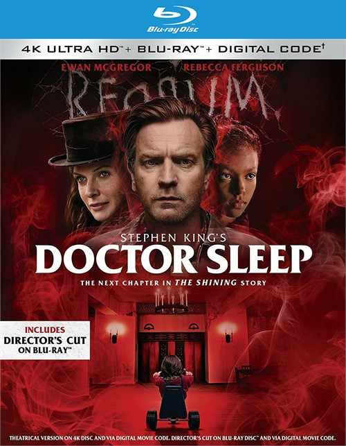Doctor Sl--p (4K Ultra HD + Blu-Ray + Digital)